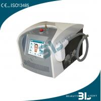 Quality Sapphire Contact Cooling Style Home Laser Hair Removal Machines With CE for sale
