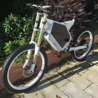 Quality Fat Shock Absorber Electric Assist Mountain Bike Eco - Friendly For Adult for sale