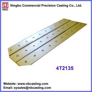China Dozer blades LAT CUTTING EDGE 4T2315 on sale