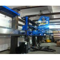 Quality Wall Mounted Type Robot Rail System Steady Operation Flexible To Install for sale