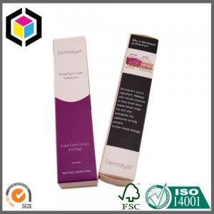 Buy cheap Elegant Design Perfume Bottle Paper Packaging Box; Custom Color Perfume Box product
