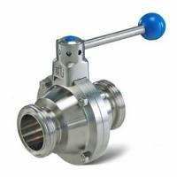 Quality Sanitary Pneumatic Ball Valve for sale