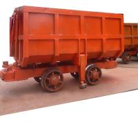 Quality China Coal KC  Underground Side Dump Mining Cart for sale