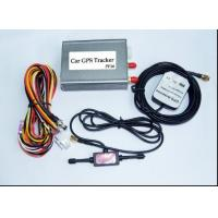 Buy Multifunctional Portable GPRS, GPS Vehicle Tracker / GPS Car Tracker with Exceed Alarm at wholesale prices