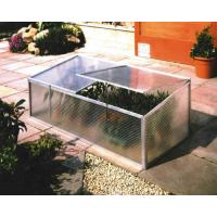 Quality Aluminium cold frame for your flowers and vegetables(HX63222), 2012 innovative product for sale