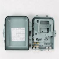 China IP65 Fiber Optic Distribution Box 16 Core Non Sealed Type High Containing Ability on sale