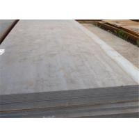 Quality 12 Gauge HRS Hot Rolled Steel Sheet SS400Cr A36 ASTM A572M Anti Corrosion for sale