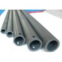 Quality SiSiC Silicon Carbide Pipe / Silicon Carbide Roller Wear Resistance Customized for sale