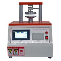 China Ring Crush And Edge Crush Tester/ ECT or RCT Testing Machine , Paper ETC Edge Crush Tester on sale