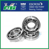Custom made deep groove ball bearing