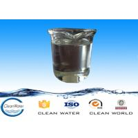 Buy cheap Colorless / Light color liquid Water Decoloring Agent Resin For Ink Wastewater Treatment product