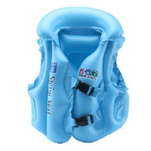 China Inflatable baby swim vest,safety swimming life jacket Swimwear on sale