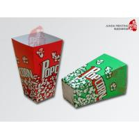 Quality Colorful Cardboard Cake Boxes Hot Stamping / Birthday Cake Boxes for sale