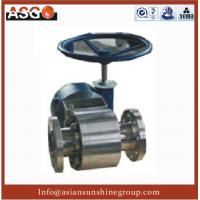 China Special Alloy Inconel 625 Float Ball Api Ball Valve- Ball VASG Fluid Control Equipment–ASG on sale