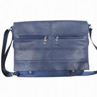 Quality Ladies' Shoulder Bag, Made of Genuine Leather for sale