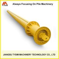 Quality Bauer Rotary Drilling Rig Interlocking Kelly Bar Steel Drilling Tools for sale