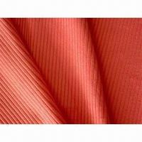 Quality Corduroy Fabric, Available with Spandex or without Spandex for sale