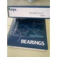 Quality JAPAN KOYO bearing taper roller bearing LM55200C/437 bearing 50.8mm* 111.25mm* 30.162mm export all over the world for sale