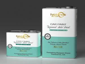 Quality OEM Automotive Clear Coat Paint Light And Color Retention for sale
