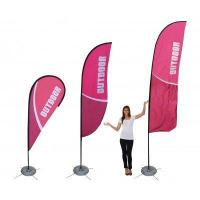 Buy cheap China Custom Outdoor Flying Flag and china flying banners from wholesalers