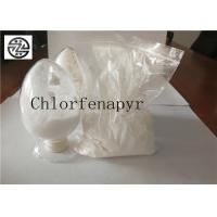 Buy 95% Tech Chlorfenapyr Insecticide , Agrochemical Chlorfenapyr Bed Bugs at wholesale prices