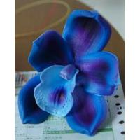 Buy artificial flowers PU orchid at wholesale prices