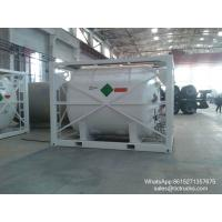 Quality Portable iso Tank Container T75 liquid oxygen cryogenic liquid tank offshore   WhatsApp:8615271357675  Skype:tomsongking for sale