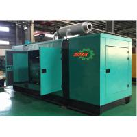 Buy Silent Industrial Emergency Heavy Duty Diesel Generator Set AC 3 Phase 50HZ 350KVA at wholesale prices