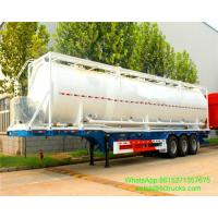 Quality 40ft bulk cement tank containers for sale Portable iso Tank Container  WhatsApp:8615271357675  Skype:tomsongking for sale