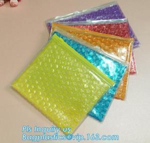 China Plastic Slider Zipper Bubble Mailers Padded Envelopes Bag, Plastic Bubble Zipper Bag, Plastic Slider Zipper Bubble Maile on sale
