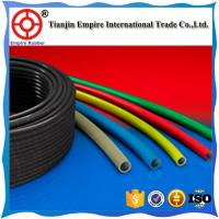 Buy cheap Plastic PTFE tube acid resistant hose with stainless steel braiding Reinforcement  304/316 stainless steel wire braided product