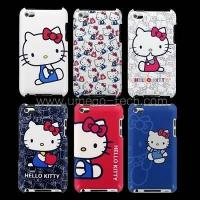 China Hello Kitty Hard Case for iPod Touch 4 on sale