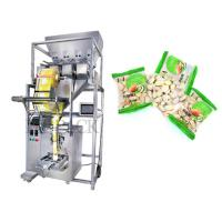 Quality Food / Medical Full Automated Packing Machine For Granular / Nuts / Seeds , CE ROHS for sale