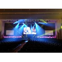 Quality HD P4 Big LED Screens Flexible LED Screen For Festival of Music for sale