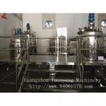 Quality cosmetic making machine-Combination machine of vacuum homogenizing emulsifying for sale