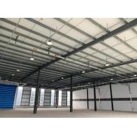 Quality Large Light Steel Structure Warehouse Construction / Pre Manufactured Steel Buildings for sale