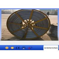 Buy cheap Braided 24MM Galvanized Non Rotating Wire Rope 12 Strands 375KN Breaking Load product
