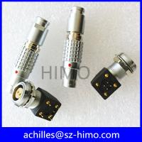 Quality EXG.1B.302.HLN 2 pin solder pin lemo electronic connector for sale