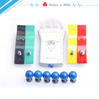 Buy cheap Handheld ECG Machine with China ECG Analysis Software Factory Provided Grey Acquisition Box from wholesalers