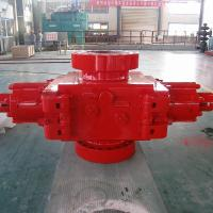 Quality API 16A oilfield oil producing hydril bop shear ram bop machine for sale