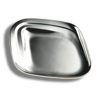 Quality Outside Stainless Steel Cigarette Ashtray , Polygonal Promotional Ashtrays for sale