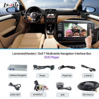 Quality Android Car Multimedia Navigation System Can Add-on 360 Panoramic for 10-15 Touareg for sale