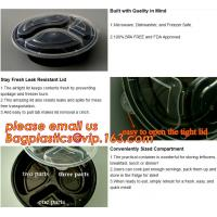 Reusable Take Away Plastic Salad Bowl With Fork And Dressing box and Source