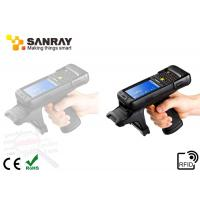 Buy cheap Fingerprint USB RFID Card Reader With Bluetooth + RS232 + WIFI + GPRS / 3G product