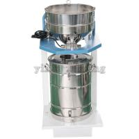 China High Precision Powder Sieving Machine 250 Kg / H 45 L Powder Hopper Volume on sale