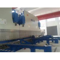 Quality Hydraulic Carbon Steel Two CNC Press Brake Machine / Press Break Machine for sale