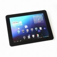 """Quality 9.7"""" Tablet PC, Capacitive Touch Panel, RK3066 A9 Dual-core/Android 4.0/USB/3G/Bluetooth/Two Camera for sale"""