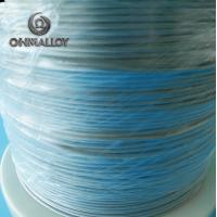 Quality CE Approved FeCrAl Alloy NiCr2080 Heating Flat Wire For Sealing Machine for sale