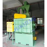 Quality Shot Blast Track Machine For Mechanical Spring Surface Treatment for sale