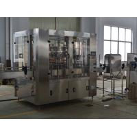 Quality Automatic Glass Bottle 3 in 1 Wine Filling Machine Line for Beer Wine Red Wine for sale